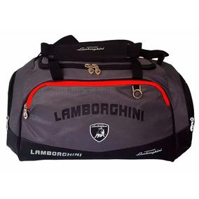 Bolso Deportivo Lamborghini - Original - Lmb-1041