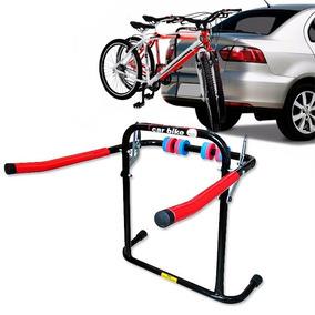 Transbike Suporte De Bicicleta Para Carro Transporta 2 Bikes