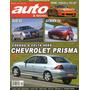 Auto & Técnica Nº98 Prisma Audi A3 Citroen C4 Commander