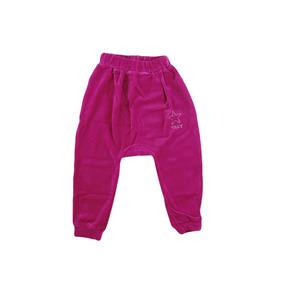 Calça Bebê Pink Saruel De 12-28mes By Tilly Baby