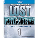 Blu-ray - Lost - 1ª Temporada Completa (lacrado)