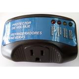 Protector De Voltaje 110v Un Toma / Refrigerador / Federal