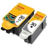 Cartucho Kodak 30 Negro+color Combo Caja Cerrada C310 C110