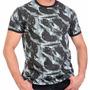 Camisa Camiseta Camuflada Urbano