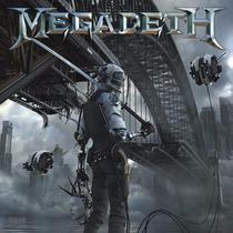 Megadeth Dystopia Vinilo 180g Lp Nuevo Metallica