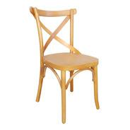 Cadeira X Katrina Madeira P/ Cozinha Sala Jantar Restaurante
