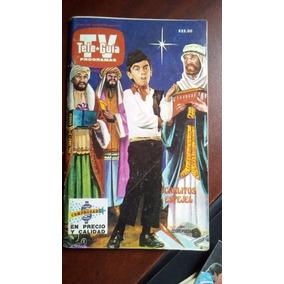 Carlitos Espejel En Portada De Revista Tele-guía