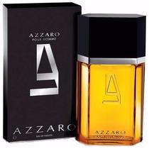 Perfume Azzaro Pour Homme -- Caballero -- Original (100ml)