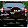 Caja Aut. Faros Porton Puertas Tapa De Cilind. Toyota Rav 4