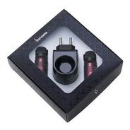 Kit Presente Aromatizador Standard Black+cancún E Punta Cana
