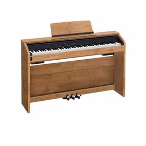Piano Digital Casio Px A800 - Piano De Movel+banco P/ Piano
