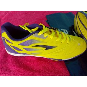 Zapatos Deportivos Rs21 Suela Lisa Futsal 100% Originales