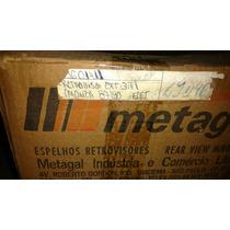 Retrovisor Monza 87/90 Direito Gm/metagal Controle Elétrico