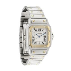 Reloj Cartier Unisex Modelo Santos Galbeé.-119374648