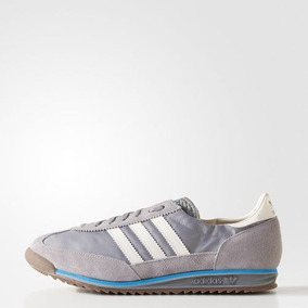 Tenis adidas Originals Sl 72 Vintage Classic Casual, Nuevos