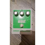 Pedal Green Screamer Bbe Usa (ibanez Tube Screamer Ts9)