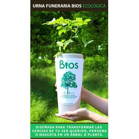 Urna Bios Urna Funeraria Biodegradable X Caja