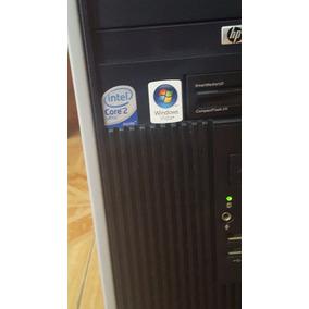 Computadora Core 2 Duo Hp Compaq Modelo Dc7800p