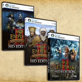 Age Of Empires 2 Hd: Rise Of The Rajas Español Completo Pc