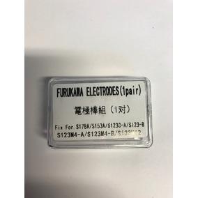 Electrodos Para Empalmadora Fitel S178, S153a, S123