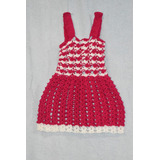 Vestido Tejido Para Bebé