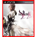 Final Fantasy 13 Xiii Parte 2 Ps3 - Código Psn Promocao