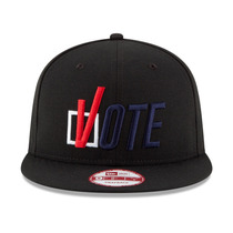 New Era Check Vote Exclusivo Snapback Importado Osfm 9fifty