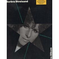 Barbara Streisand - The Album - Tablatura Partitura Libro