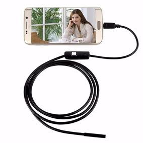 Endoscopio Boroscopio Android Smarthphone Tablet Nuevo