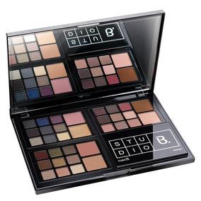 Make B. Palette De Maquiagem Multifuncional Studio B.