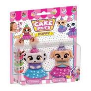 Cake Pets X 2 Originales Coleccionables Jeg D155003 El Gato