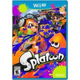 Splatoon Wii U Nintendo Nuevo Sellado Envio Gratis