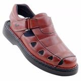 Sandália Masculina Inovatta Comfort Dr Shoes Top