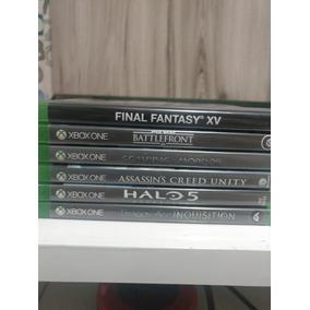 Xbox One Completo 500gb