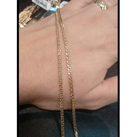 Cordão Rommanel Elo Diamantado Formato Oito 50cm 530361