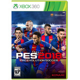 Pes 2018: Pro Evolution Soccer - Xbox 360 - Original