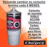 Cartucho Ozono Charger 7