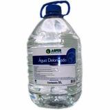 Água Deionizada 5 Litros Máximo 5 Unid Por Pedido
