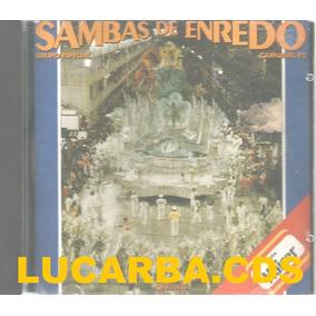 Cd - Sambas De Enredo -1992