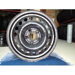 Jogo Roda Ferro Original Chevrolet Gm Zafira 15 Omega 5x110