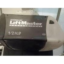 Motor P/porton Usado Liftmaster No Riel C/botonera C/envio