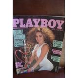 Revista Play Boy Beatriz Salomon Categoria Adulto