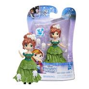 Miniaturas Anna Y Olaf- Frozen Ii - Little Kingdom