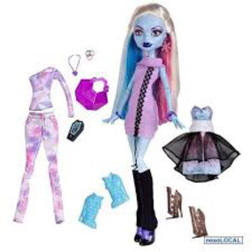 Abbey Outfits Modas Monster High Remate