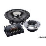 Set De Medios Pro Audio Power Bass 4xl-65c Envio Gratis