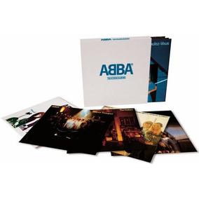 Vinilo : Abba - Studio Albums Box Set (oversize Item Spl...