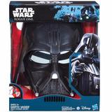 Máscara Eletrônica Do Darth Vader Star Wars A3231 Hasbro