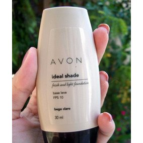 Base Liquida Ideal Shade Avon