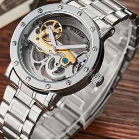 928487ede67 Relogio Automatico Winner Skeleton Esqueleto - Relógios De Pulso no ...