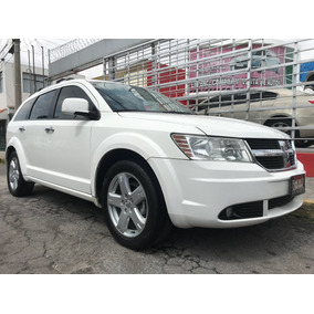 Remato Dodge Journey Rt 2010 3.5 R/t 7 Pasj Piel Aa Dvd R-19